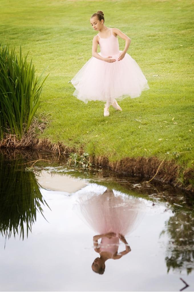 dance reflection
