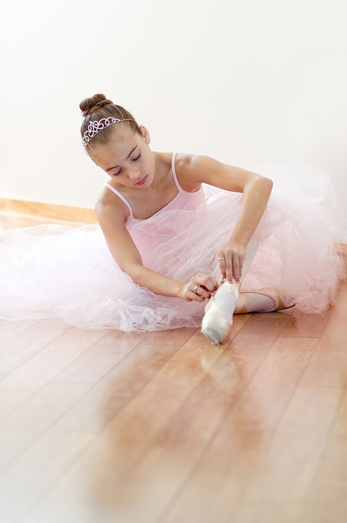 dance ballet shoes