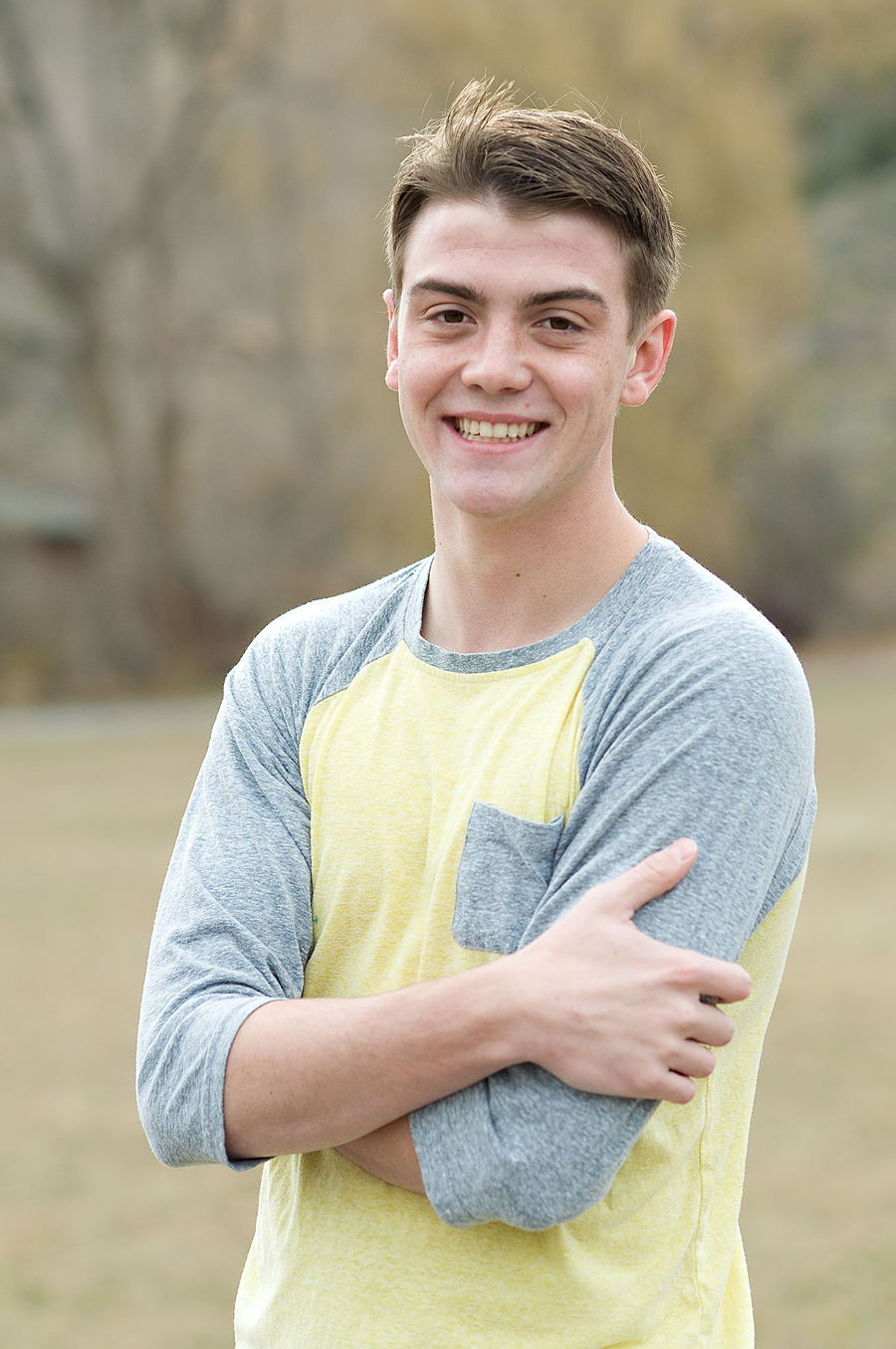 Chase Senior Portraits :: Salt Lake City Tooele Utah