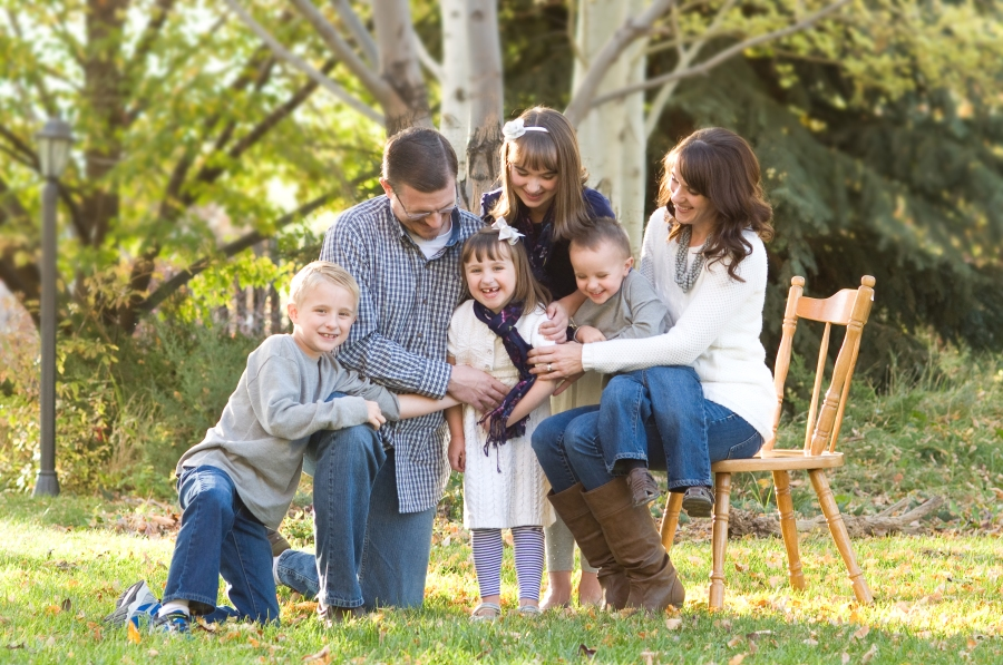 Family Portraits Tooele Salt Lake Utah Photography