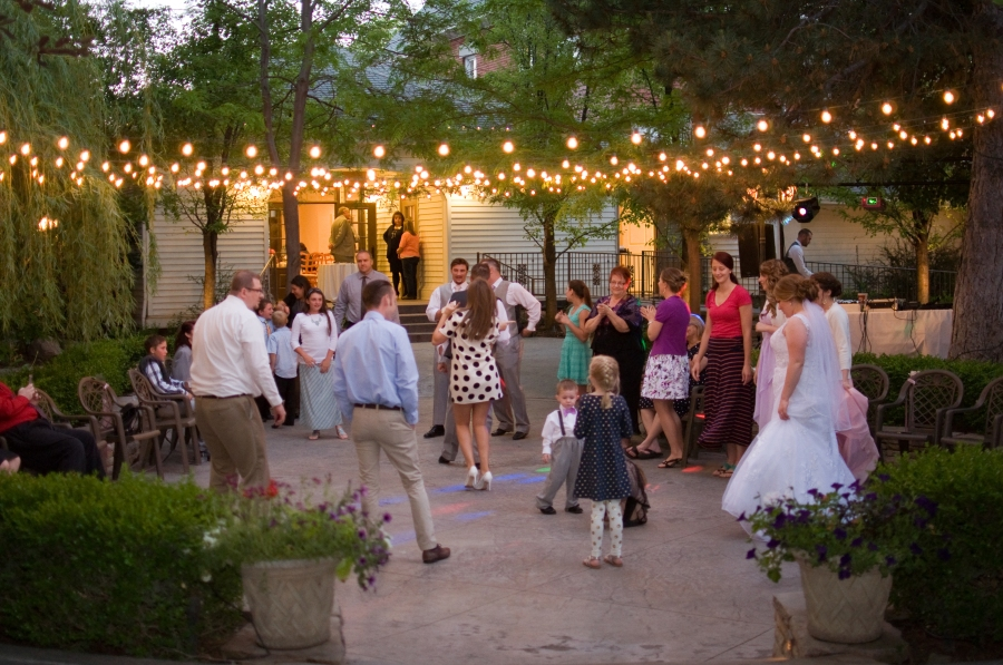 Wedding Dance, Tooele, Salt Lake Photography