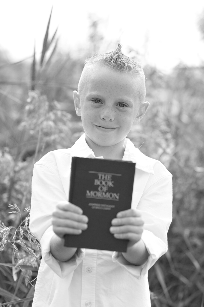 baptism LDS