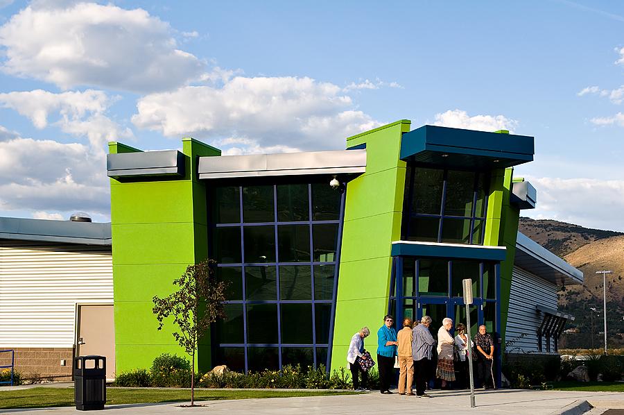 Pocatello Regional Transit, JHS Architects